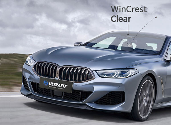 ULTRAFIT WinCrest Clear